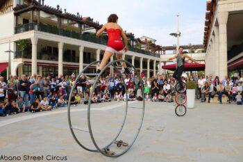 Abano Street Circus: ecco il circo contemporaneo alle Terme