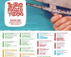 TEATRO RAGAZZI PADOVA 2019-20 rassegna teatrale per le scuole