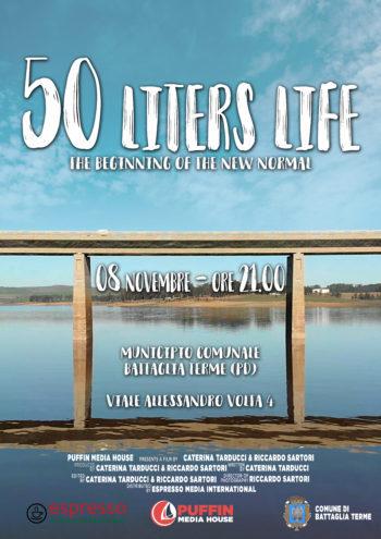 50 LITRES LIFE a Battaglia Terme