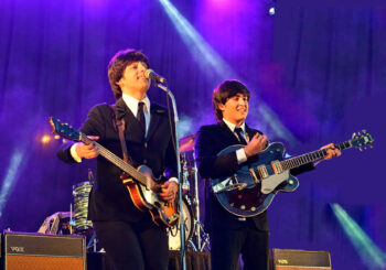 The Beatles Live Again by The Beatbox
