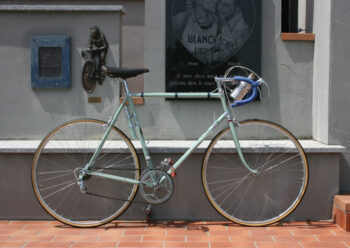 All'Eroica Caffè arriva la bici con cui Coppi vinse il Giro del 1949