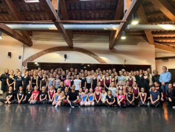 Più di 80 giovani ballerini da tutto il Veneto per le selezioni del laboratorio di danza I viaggi di Gulliver