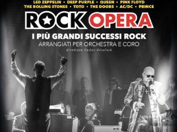 Rock Opera – I più grandi successi Rock arrangiati per Orchestra e Coro