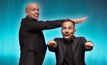 Carlo & Giorgio – Teatro da asporto
