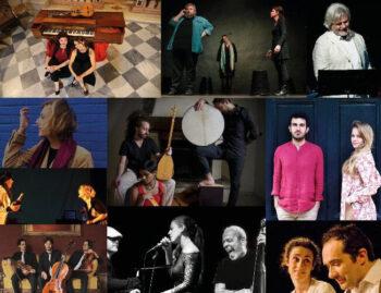 """""""Fuori programma"""". Musiche, Arti e Teatro con aperitivo"""