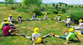 Settimane verdi in fattorie didattiche