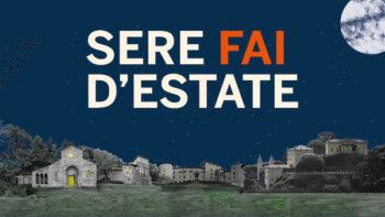Vivi all'aperto i Beni del FAI fino a tarda sera!