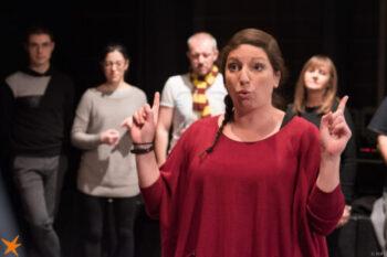 Corsi di Improvvisazione Teatrale CambiScena 2020-21