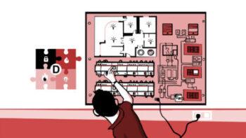 Domotica, Building Automation e sistema KNX