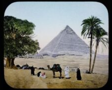 Il viaggio di Belzoni in Egitto – Mostrato con la Lanterna Magica