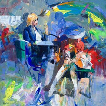 Antonio Tamburro – Un pittore senza schemi
