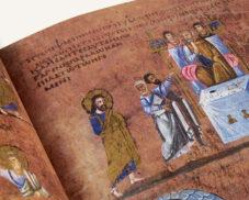 Il manoscritto purpureo dalla Tarda antichità al Novecento