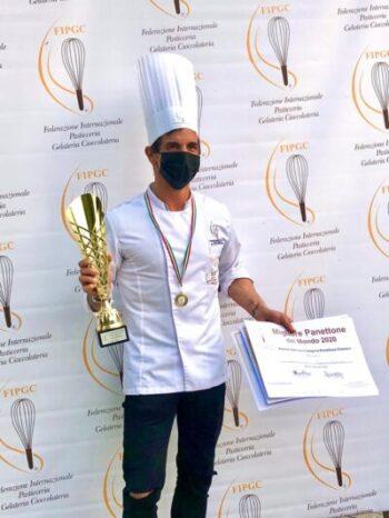 """Oro Assoluto al Campionato del """"Miglior Panettone del Mondo 2020"""""""