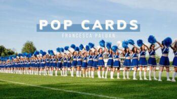 """Francesca Paluan con """"Pop Cards"""""""