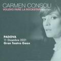 """""""Volevo fare la rockstar"""", Carmen Consoli torna in tour"""