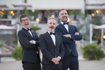 Marco e Pippo a Padova, posticipato lo show 'Finalmente Live!'