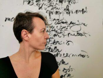 """Webinar con Barbara Menoncello: """"Attraversare il gesto grafico"""""""
