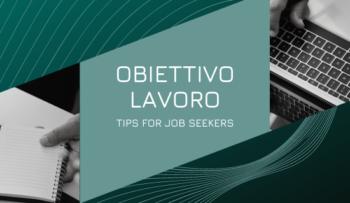 Obiettivo lavoro – Il CV efficace