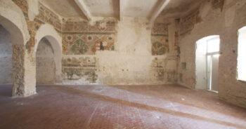 Il restauro del castello carrarese