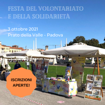 Festa del volontariato e della solidarietà
