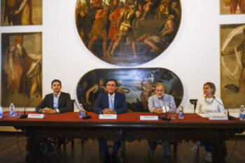 """Padova Urbs picta, con """"I cicli affrescati del XIV secolo"""""""