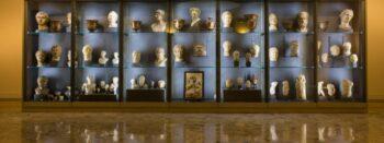 Al Museo di Scienze archeologiche e d'arte