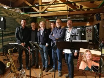 Swing Out 6et, special guest il soprano Luisa Giannini