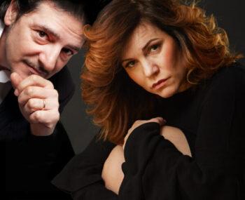 Vittorio Matteucci e Chiara Luppi