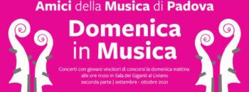 Domenica in Musica 2021 (2a parte)