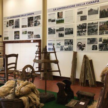 Apre a Megliadino San Vitale il Museo della Canapa