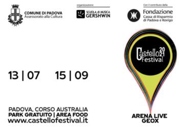 Castello Festival : appuntamenti dal 6 al 12 settembre