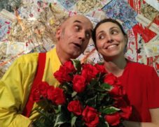 ROSE ROSSE PER… del Teatroprova in scena a Limenamente