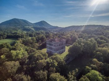 Apre al pubblico Villa Papafava