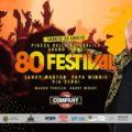80 Festival in piazza della Repubblica ad Abano Terme