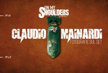On my shoulders – Fotografie di Claudio Mainardi sul set di Antonello Belluco