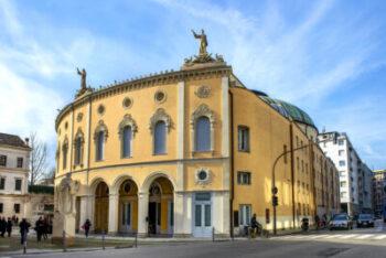 Disponibile il virtual tour del Teatro Verdi di Padova