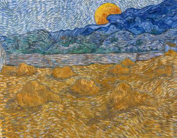 Otto pittori italiani interpretano temi cari a Van Gogh