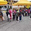 """Piccoli """"detective della spesa"""" al mercato di Campagna Amica di Bresseo di Teolo"""