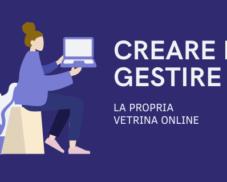 Creare e gestire la propria vetrina online