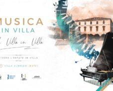 Musica in Villa-𝐕𝐢𝐥𝐥𝐚 𝐀𝐥𝐛𝐫𝐢𝐳𝐳𝐢 (Este)