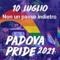 Padova torna a celebrare l'Orgoglio LGBTQIA+